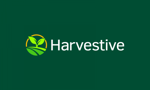 Harvestive - Agriculture brand name for sale