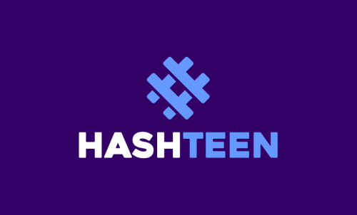 Hashteen - Possible domain name for sale