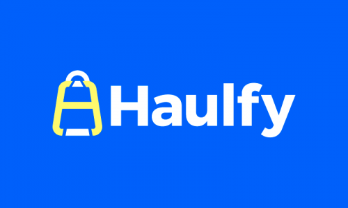Haulfy - Accessories startup name for sale