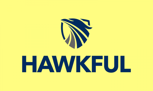 Hawkful - Security business name for sale