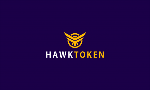 Hawktoken - Cryptocurrency company name for sale