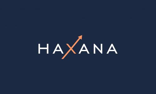 Haxana - Marketing business name for sale