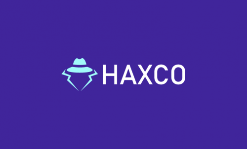 Haxco - Consulting company name for sale