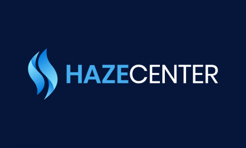 Hazecenter - Cannabis company name for sale
