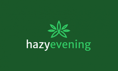 Hazyevening - E-commerce company name for sale