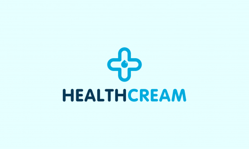 Healthcream - Wellness startup name for sale