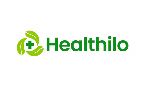 Healthilo - Health domain name for sale