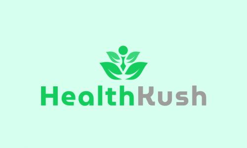 Healthkush - Healthcare domain name for sale