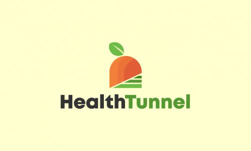 Healthtunnel - Wellness brand name for sale