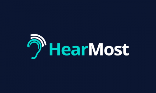 Hearmost - Technology company name for sale