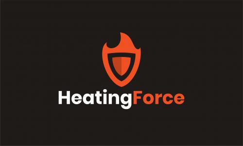 Heatingforce - Marketing domain name for sale