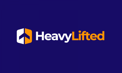 Heavylifted - E-commerce startup name for sale