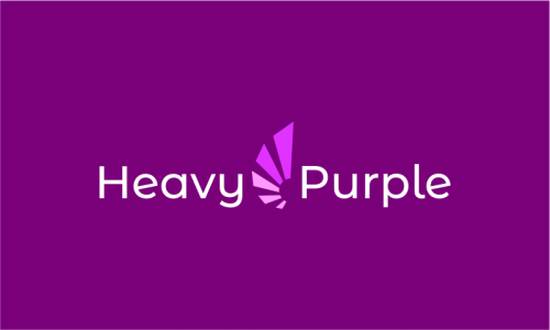 Heavypurple - E-commerce business name for sale