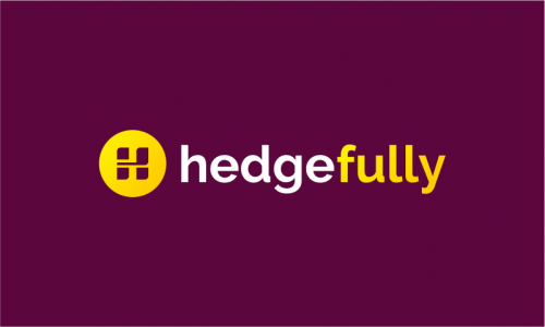 Hedgefully - Finance brand name for sale