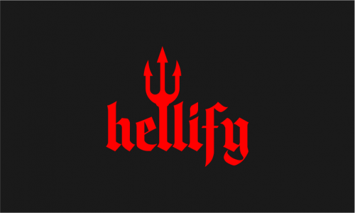 Hellify - Retail company name for sale