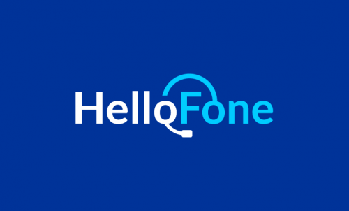 Hellofone - Mobile startup name for sale