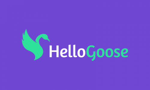 Hellogoose - Retail company name for sale