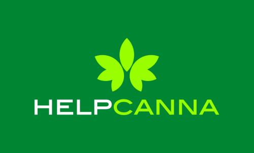 Helpcanna - Cannabis business name for sale