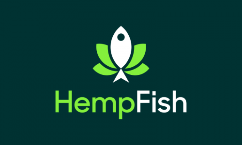 Hempfish - Industrial domain name for sale