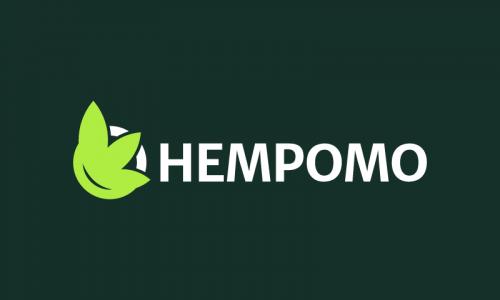 Hempomo - Cannabis brand name for sale