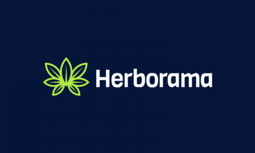 Herborama - Cannabis startup name for sale