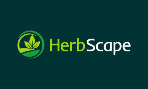Herbscape - Cannabis brand name for sale