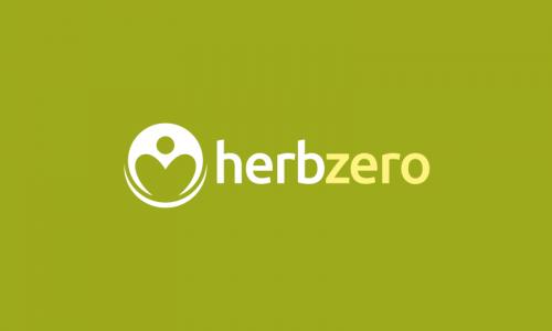 Herbzero - Health business name for sale