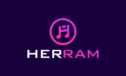 Herram - Music domain name for sale