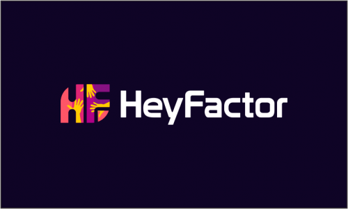 Heyfactor - Chat company name for sale