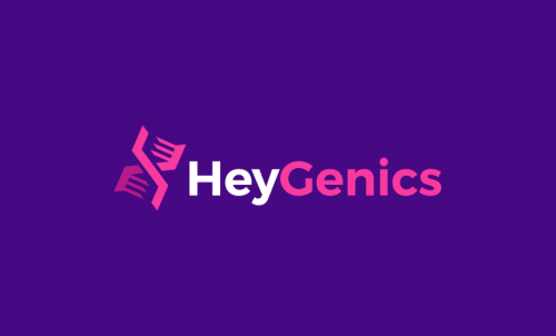 Heygenics - Biotechnology domain name for sale