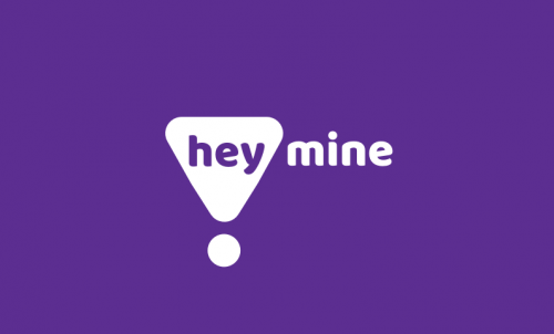 Heymine - Mining startup name for sale