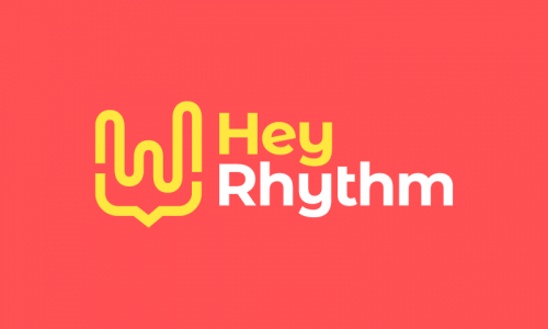 Heyrhythm - Audio domain name for sale