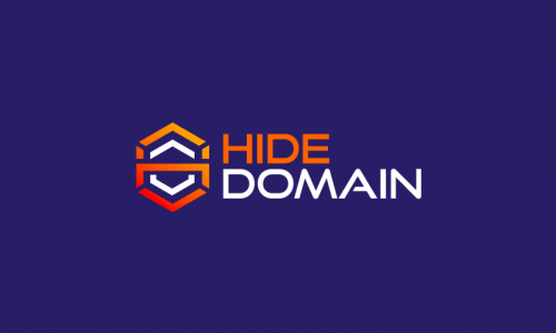 Hidedomain - Internet business name for sale