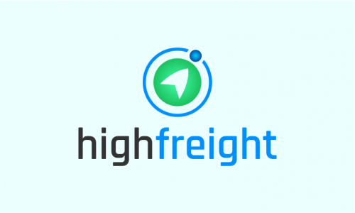 Highfreight - Transport startup name for sale