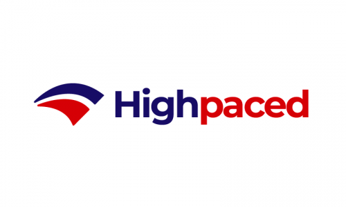 Highpaced - Business startup name for sale