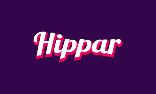 Hippar - Retail company name for sale