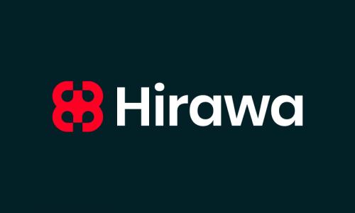 Hirawa - Business brand name for sale