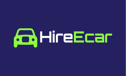 Hireecar - Travel startup name for sale
