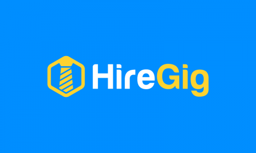 Hiregig - Recruitment business name for sale