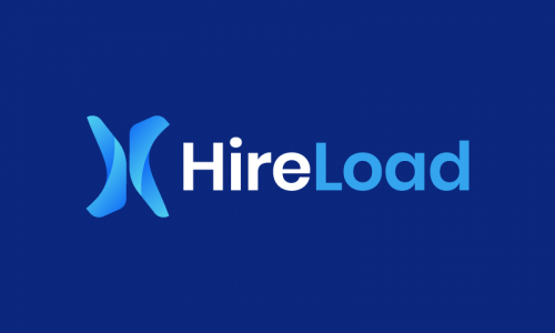 Hireload - Recruitment company name for sale