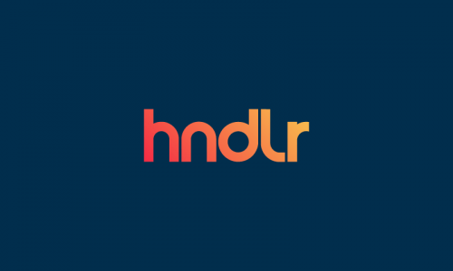 Hndlr - Business domain name for sale