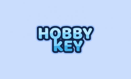 Hobbykey - E-commerce brand name for sale