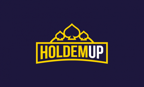 Holdemup - Betting startup name for sale