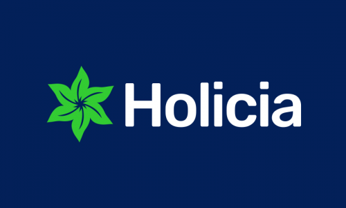 Holicia - Healthcare business name for sale