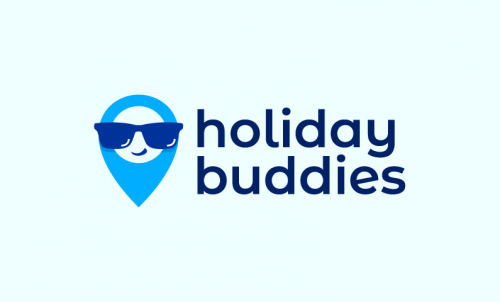 Holidaybuddies - Travel business name for sale