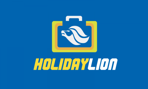 Holidaylion - Travel brand name for sale