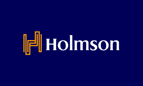 Holmson - Business domain name for sale
