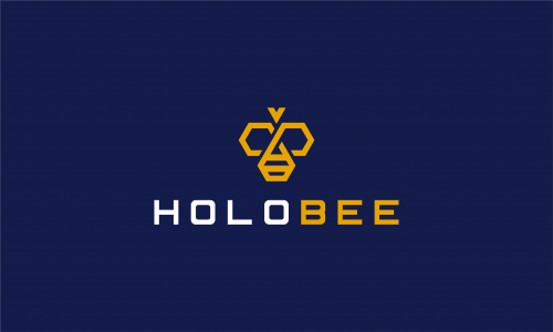 Holobee - Augmented Reality business name for sale