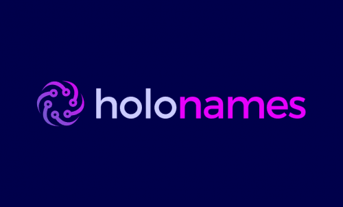 Holonames - Internet startup name for sale