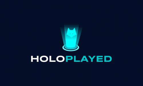 Holoplayed - Virtual Reality business name for sale